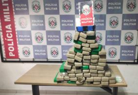 Polícia apreende mais de 50 kg de entorpecentes em condomínio na Zona Sul João Pessoa