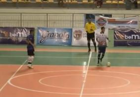 Vídeo: Veja os resultados da semifinal da Liga Paraibana de Futsal