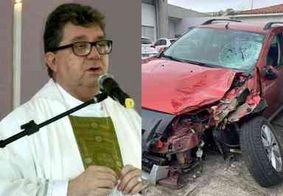 Padre suspeito embriaguez ao volante vai responder por homicídio e lesão corporal na PB