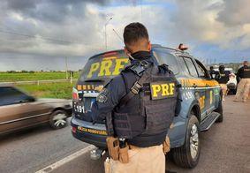 Polícia Rodoviária Federal na Paraíba