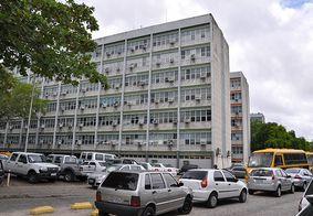 Centro administrativo do estado da Paraíba