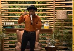AO VIVO: assista a live de Pablo, a voz romântica