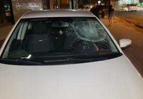 Motorista com sinais de embriaguez colide com motociclista em João Pessoa