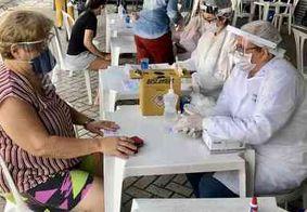 Mais de 50 pessoas pessoas testam positivo para Covid-19 em barreiras na Zona Sul de João Pessoa