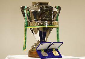 Conheça os adversários de Treze e Campinense pela Copa do Brasil