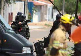 Ameaça de bomba faz colégio eleitoral ser esvaziado, no DF