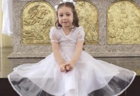 Paraibana que teve o primeiro caso confirmado de microcefalia completa 4 anos