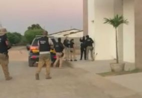 Operação foi deflagrada no Sertão da Paraíba