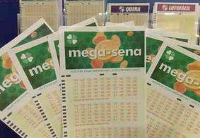 Mega-Sena acumula e prêmio vai a R$ 40 milhões no próximo sorteio