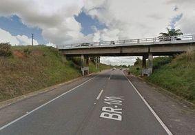 Mudanças: Obra em viaduto desvia trânsito na BR-230 em Santa Rita