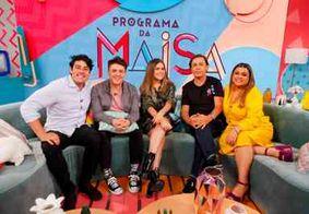 Maisa recebe Tom Cavalcante, Bruno de Luca e Preta Gil neste sábado (30)