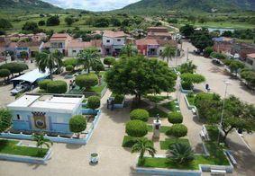 Cidade de Vista Serrana, no Sertão