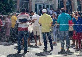 Pescadores protestam contra reforma da Previdência em João Pessoa