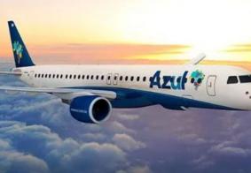 Campina Grande e João Pessoa voltarão a ter voos da Azul; veja datas