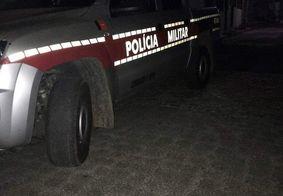 Jovem é preso em flagrante com revólver na Paraíba