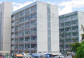 Centro Administrativo da Paraíba, no bairro de Jaguaribe, em João Pessoa