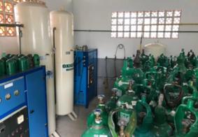 Empresa que fornece oxigênio a João Pessoa revela problema com demanda