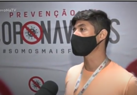 Vídeo: pesquisas do inquérito epidemiológico acontecem neste sábado