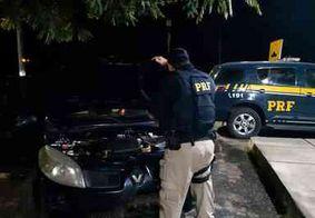 Na PB: homem é preso com carro roubado há sete anos no Rio Grande do Norte
