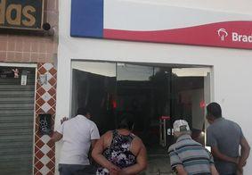 Quadrilha ataca agência bancária no Cariri paraibano