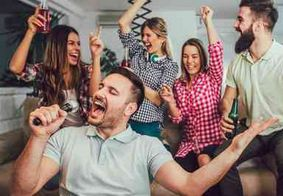 Estudo mostra que cantar é a saída para lidar com o estresse no trabalho