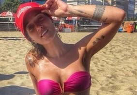 Após receber críticas por furar quarentena, Gabriela Pugliesi volta ao Instagram