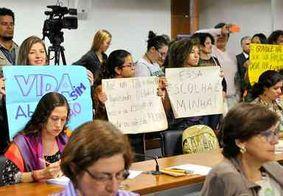 Paraíba lidera rejeição a lei que autoriza o aborto