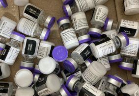 Mais de 10 mil doses da vacina da Pfizer são distribuídas para toda a PB