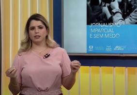 """Em defesa da liberdade de imprensa, jornalista dispara: """"A violência nunca tem razão"""""""