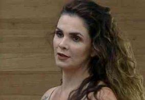 """Durante gravação Luiza Ambiel discute com Fabíola Gadelha e chama Faro de """"Fábio"""""""