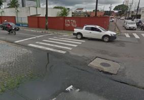 Semob-JP bloqueia novo trecho da Avenida Júlia Freire para obras da Cagepa