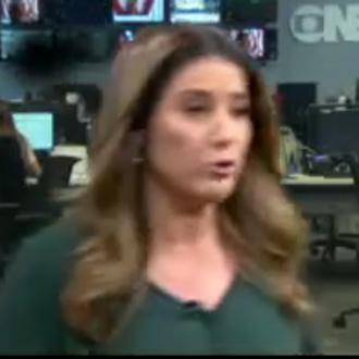 Christiane Pelajo abandona estúdio da Globo e diz que é 'impossível trabalhar nesse lugar'