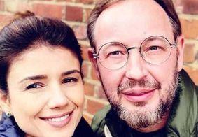 Paula Fernandes curte viagem pela Europa com o novo namorado