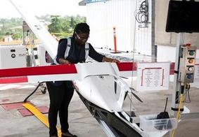 Maior rede de 'drones médicos' do mundo é inaugurada