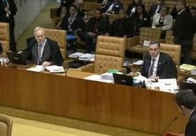 """Ministro do STF é chamado de """"você"""" e dá bronca em advogada; assista"""