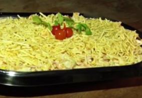 Vídeo: confira a receita e saiba como fazer um salpicão especial