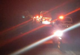 Homem morre e policiais são atropelados durante ocorrência de violência doméstica, na PB