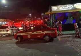 Operação combate aglomerações e fiscaliza bares até a quarta-feira de Cinzas