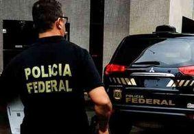 PF apreende aproximadamente 330 quilos de cocaína no Porto do Paraná