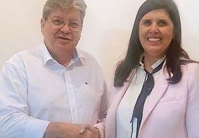 PSB confirma Lígia Feliciano como vice de João Azevêdo na Paraíba