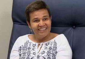 Cláudia Rodrigues é internada em São Paulo