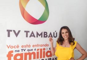 Vídeo: Fernandinha Albuquerque é a nova contratada da TV Tambaú