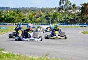 Última etapa do Paraibano de kart define seis campeões da temporada