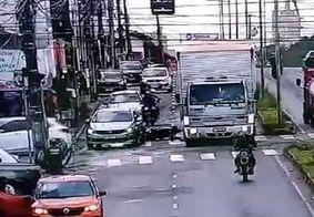 O acidente aconteceu no último dia 14