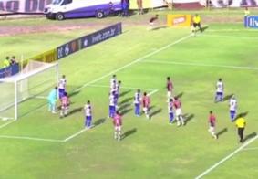 Vídeo: reveja gols da segunda rodada da Copa do Nordeste