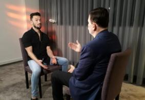 Após revelar homossexualidade, Diego Hypolito concede entrevista ao SBT