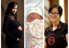Mamãe oriental: nasce segunda filha de Jiang, ex-MasterChef Brasil