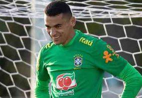 Paraibano Santos, do Athletico, é convocado pela terceira vez à seleção
