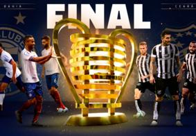Copa do Nordeste: Bahia supera Confiança e está na grande final