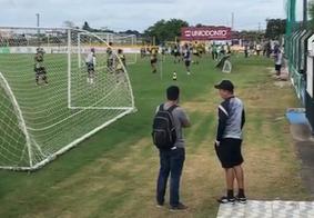 Piza destaca performance do Botafogo-PB e encerra preparação para decisão